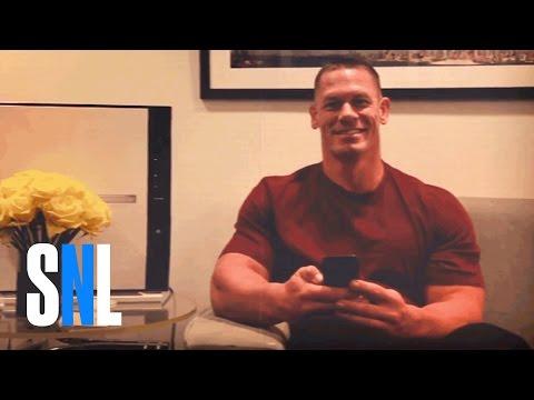 Inside Instagram with John Cena - SNL