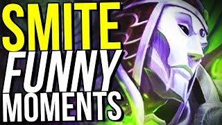 NEVER A PENTAKILL! (Smite Funny Moments)