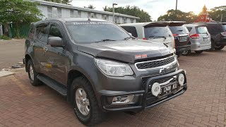 Chevrolet Trailblazer SUV 2012 Videos