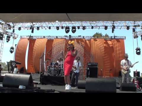 Hollie Cook performs 'One Draw' Live at Sierra Nevada World Music Festival 2014