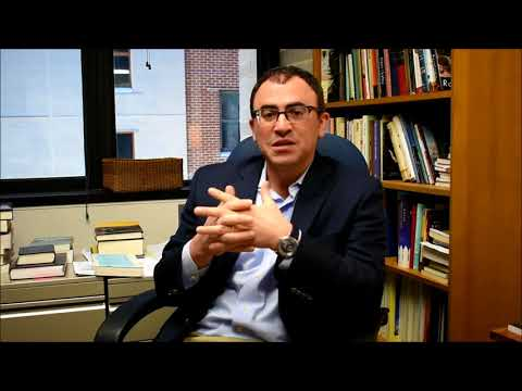 """George Washington Judaic Studies Program Director answers """"What does it mean to be Jewish?"""""""