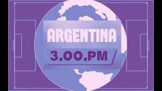 Horario Final De La Copa Confederaciones 2017 Entre Chile Vs Alemania {Horario Del Mundo{Hd
