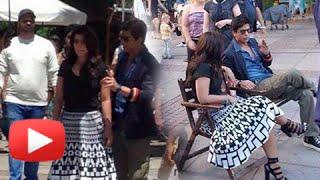 Pictures On the Sets: Dilwale | Shahrukh Khan & Kajol Devgan