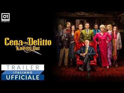 CENA CON DELITTO - KNIVES OUT (2019) - Nuovo Trailer Ufficiale HD