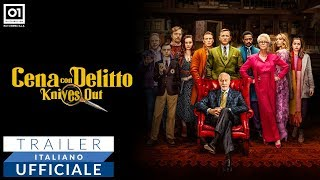 CENA CON DELITTO - KNIVES OUT (2019) - Nuovo Trailer Ufficiale HD