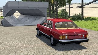Beamng drive - Car Funnel