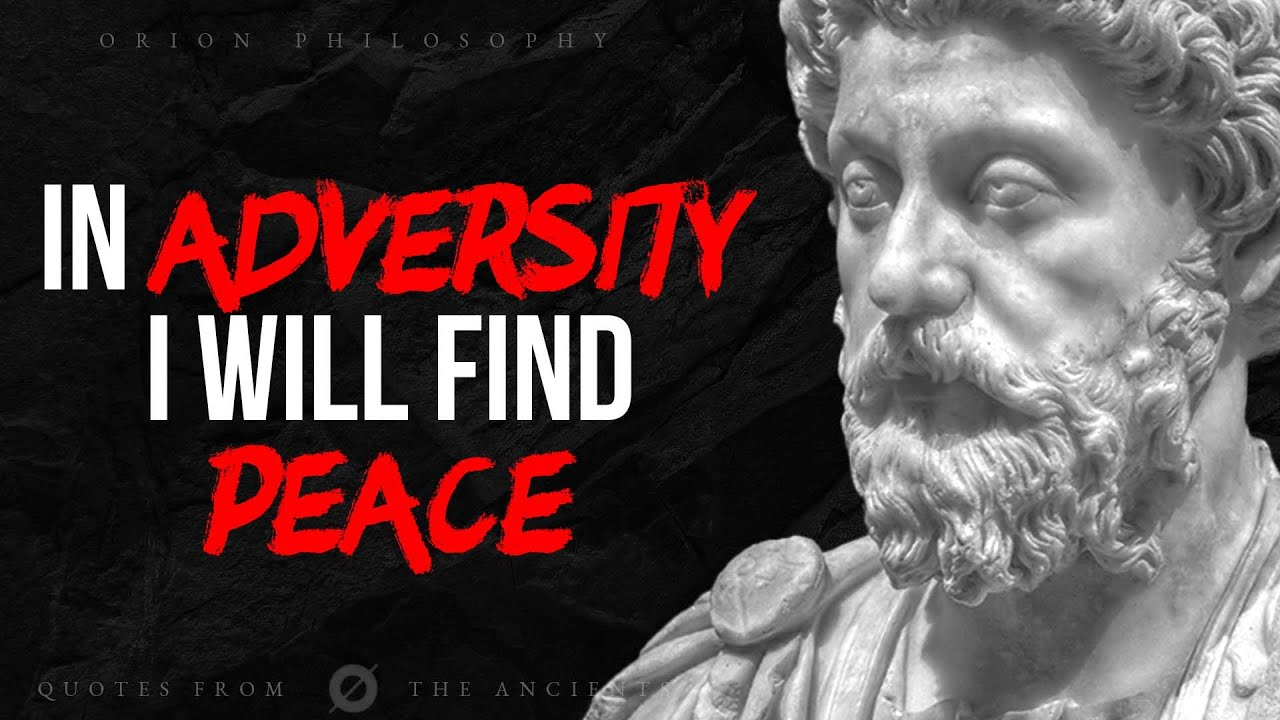 Develop a Calm Mindset - Selected Philosophy Affirmations (Stoicism & Epicureanism Quotes)