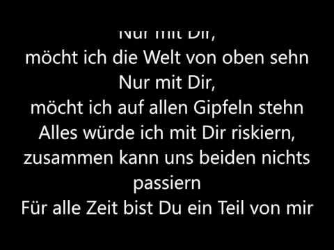 Helene Fischer - Nur Mit Dir (Lyrics)