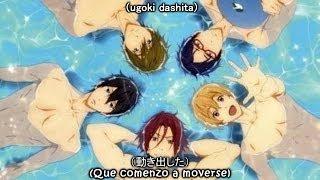 ۞ Free! - Forever Blue Sub Español۞