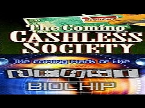 Image result for cashless society the mark of the beast