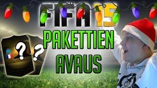 FIFA 15 | PAKETTIEN AVAUS | KIITOS EA!!!