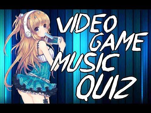 Video Game Music QUIZ