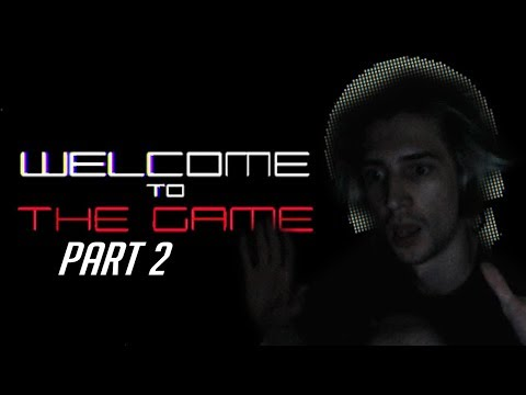 THIS IS THE RUN! - XQc Plays Welcome To The Game With Chat | Part 2