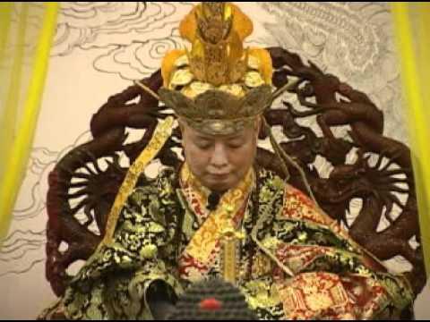 Chùa Huệ Nghiêm - Lễ Khai Quang Đại Hùng Bảo Điện - Đăng Đàn Chẩn Tế - 5