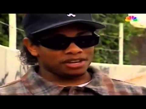 Eazy-E's  Rare Interview on Whitehouse dinner