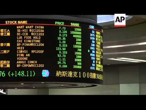 Regional stock markets rise in early trading