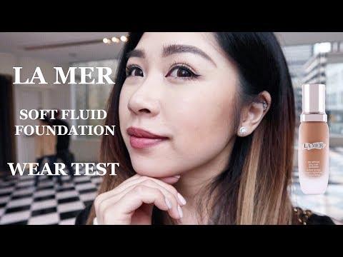 LA MER 粉底&蜜粉實測 | LA MER Foundation & Powder Wear Test