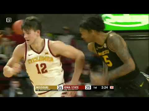 HIGHLIGHTS:  Mizzou falls at Iowa State