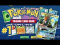 Let's Play Pokémon Trading Card Game Online #1