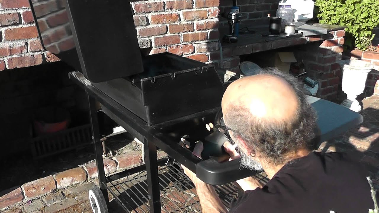 Smoke Generator Make Your Covered Bbq A Pellet Smoker