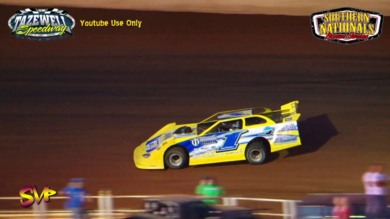 Southern Nationals Iron Man Qualifying Tazewell Speedway
