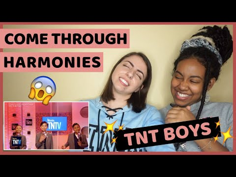 TNT Versions: TNT Boys - Got To Be There (REACTION)