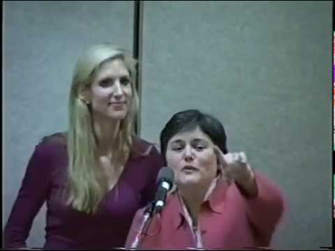 "Ann Coulter ""Woman of the Year"" CBL (2004)"