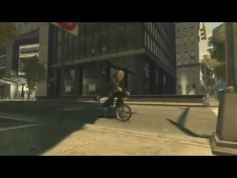 GTAIV Bicycle Mod PC