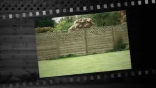 Wooden Garden Fencing Panels | Dg Heath | 01792 884828