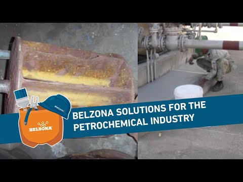Belzona Solutions for the Petrochemical Industry