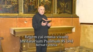 Gambar cover Regem cui omnia vivunt. Invitatorium Psalmum 95 (94)