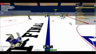 RSN RNHL Finals Game 4 Roblox Royals VS Roblox Wolfpack Period 2