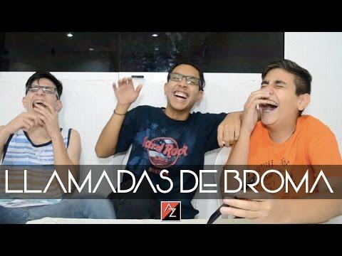 EL PAPA DE RIAD NOS TROLLEA  | Llamadas de broma #3