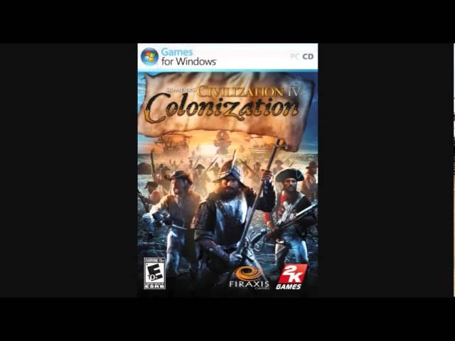 CIV: Colonization General Music - Lord Thomas And Fair Ellinor