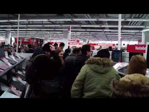 Media Markt Bonn eröffnung