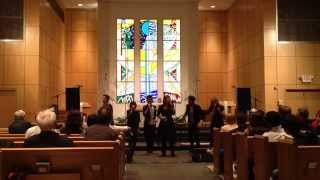 "MICappella, ""Moves Like Jagger"" (Maroon 5 a cappella cover, live), 11/3/13"