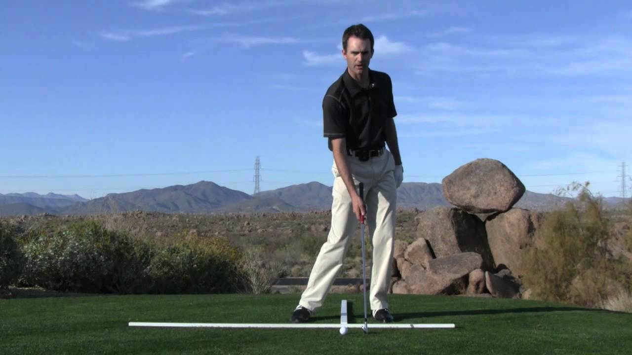 maxresdefault iron play proper setup & swing for clean contact youtube