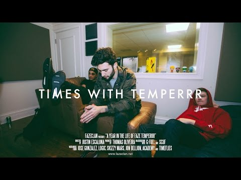 A YEAR IN THE LIFE OF FAZE TEMPERRR