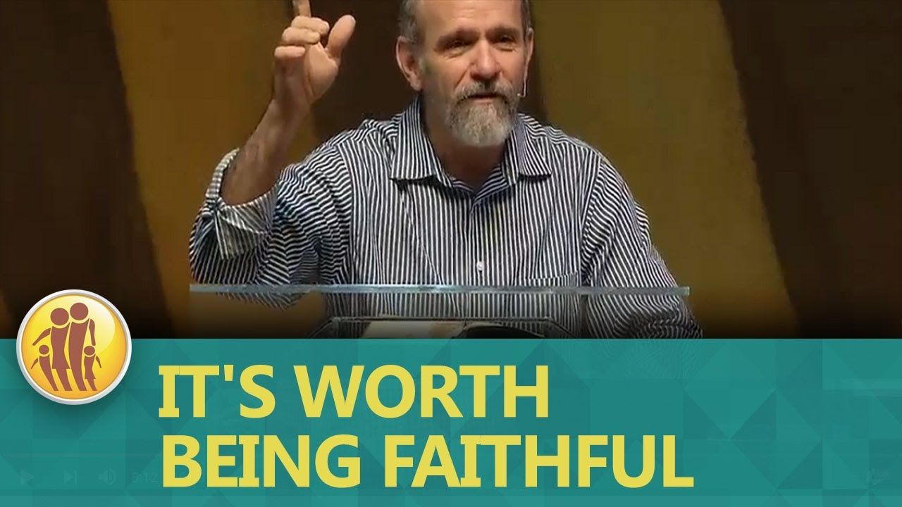Jan 22nd 2017 - It's worth being faithful