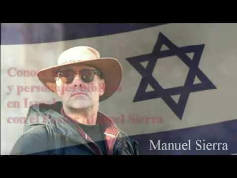 Viaja A Israel Con El Pastor Manuel Sierra