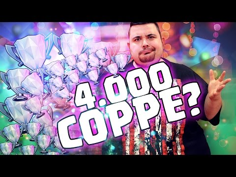 Clash Royale - R2TVRoyale: 4.000 Coppe?
