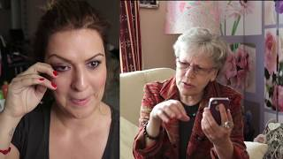 Handlesen bei Ria und Fotoanalyse von Ebru I Vlogdesignn I Daydesignn Vlog