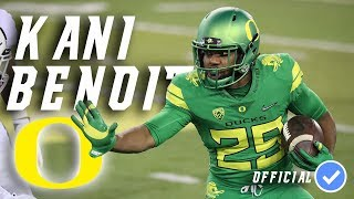 Kani Benoit || Underrated || Official Oregon RB Highlightsᴴᴰ