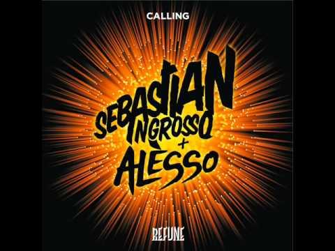 Sebastian Ingrosso ft. Alesso - Calling ''Lose My Mind''