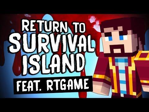RETURN TO SURVIVAL ISLAND | Minecraft