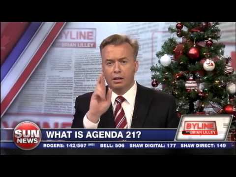 Agenda 21 A Threat To Canadian Sovereignty