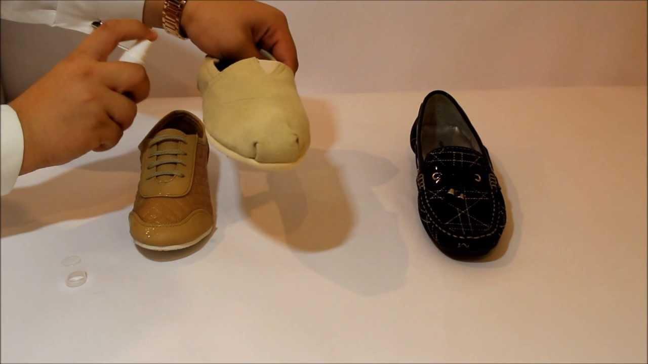 7abf2f0fc حماية الأحذية Shoes Protector - YouTube