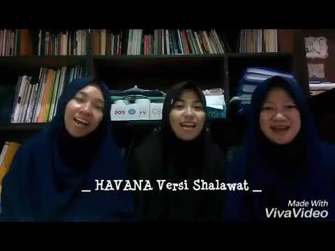 HAVANA Versi Sholawat