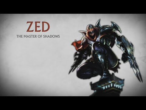 Zed Montage (League Of Legends Montage)