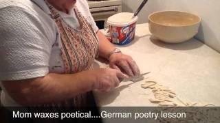 Knepfla Recipe